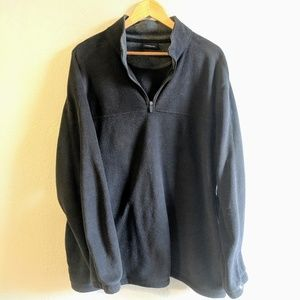 Croft and barrow 1/4 zip